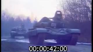 """Фильм """"Советские войска в Чехословакии, вывод войск"""" 1990"""