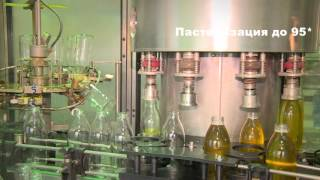 видео Технология производства соков