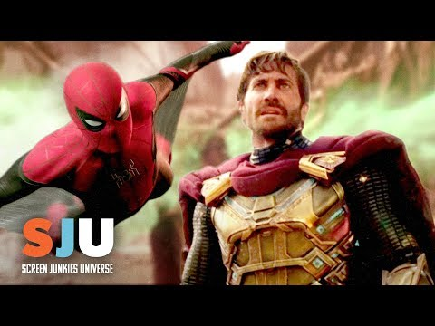 Let's Talk About That Spiderman: Far From Home Trailer! - SJU