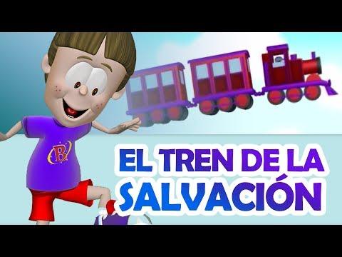 Biper y sus Amigos - El Tren de la Salvación - Nuevo