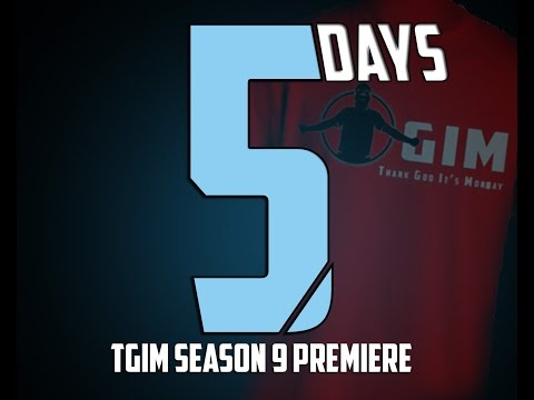 #5 Pain Is Temporary (TGIM S9 PREMIERE in 5 DAYS)