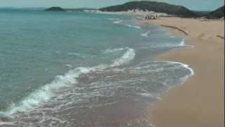 Золотой пляж на Северном Кипре(http://www.DOM-INFO.eu, Северный Кипр Видео золотого пляжа в Карпасе., 2011-06-08T12:38:41.000Z)