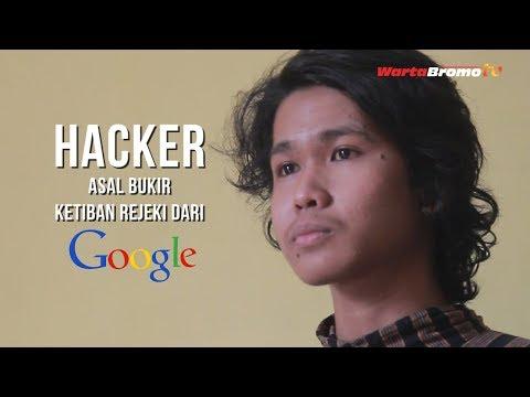 Hacker Asal Pasuruan Ketiban Rejeki dari Google