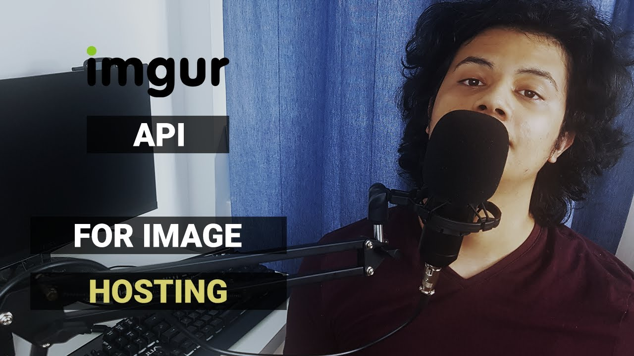 How to upload images with imgur API