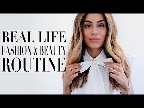 REAL LIFE FASHION & BEAUTY ROUTINE | Lydia Elise Millen