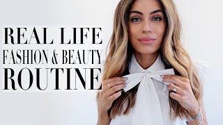 real life fashion beauty routine   lydia elise millen