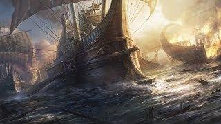 Rome 2: Total War - варианты тактик для морских сражений.