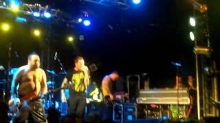 Boy Crazy - New Found Glory Live@ London Electric Ballroom 23/08/2011