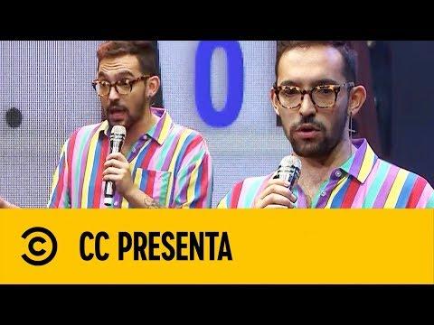 Por Esta Razn Me Dan Risa Los Heterosexuales | Pablo L. Morn | CC Presenta | Comedy Central LA