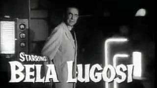 Bride of the Monster  trailer (1955) ed wood