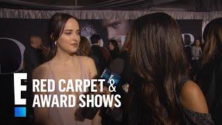 "Dakota Johnson Dishes On Filming ""fifty Shades Darker"" | E! Red Carpet & Award Shows"
