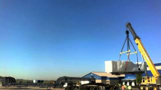 A & B Welding & Construction, Inc. - GE LM2500 6/9/2015 Offload