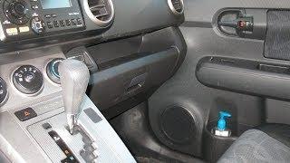 2012 Scion xB Interior Review