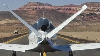 Vision Jet SF50 flys to Texas, Colorado, Utah