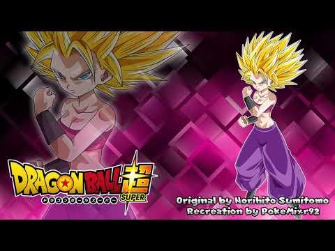 Dragonball Super - Super Saiyan Caulifla's Theme (HQ Recreation)