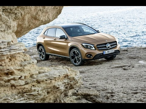 2017 Mercedes-Benz GLA launched in India | OVERDRIVE