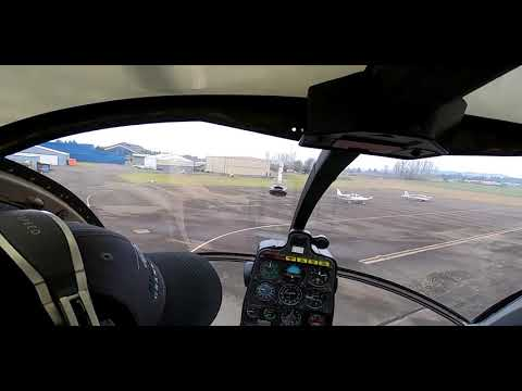 Landing the H500C
