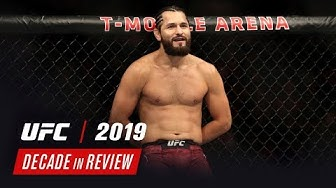 UFC Decade in Review - 2019