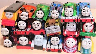 Thomas & Friends Where is my Plarail engine? RiChannel
