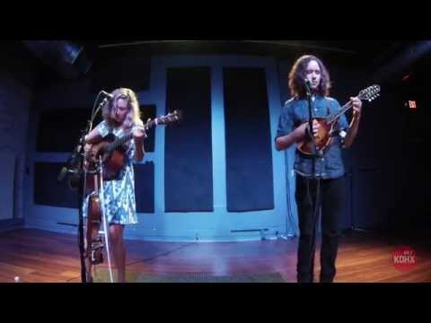 "Mandolin Orange ""One More Down"" Live at The Stage 8/6/14"