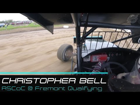 Christopher Bell | ASCoC @ Fremont Speedway Qualifying | 5.26.19