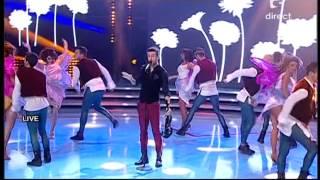 "Florin Ristei - Alexander Rybak - ""Fairytale"" - X Factor Romania, sezonul trei"