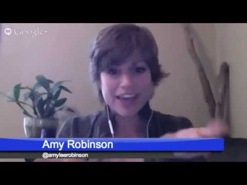 Interview with Amy Robinson