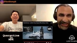 Weird Genius - Lathi (ft. Sara Fajira) - Reaction