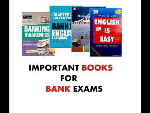 IMPORTANT BOOKS BANKS EXAM ( IBPS ,SBI, RRB, RBI LIC AAO...) , buy now