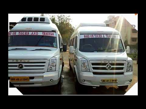 Hari om tours and  Travels Online Bus Booking nagpur