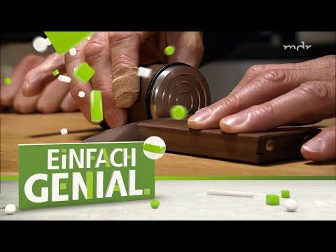 Rollschleifer macht alte Messer wieder scharf | Einfach genial | MDR