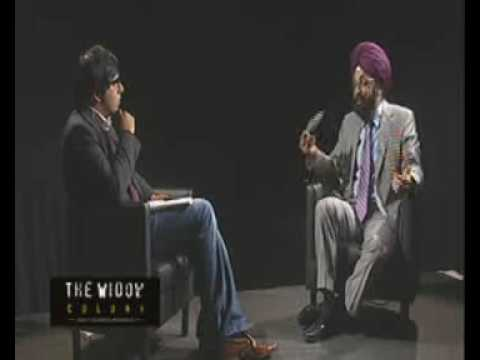 Widows Colony (Part 2 of 2) - Sikh Channel Interview, 2nd October 2009