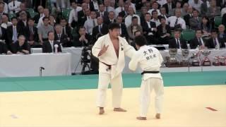 3回戦 王子谷剛志 VS 大野将平 2014 全日本柔道選手権大会
