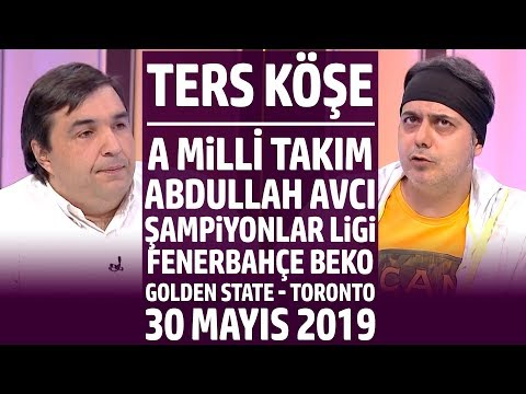 Ters Köşe - Kaan Kural & Ali Ece | 30 Mayıs 2019