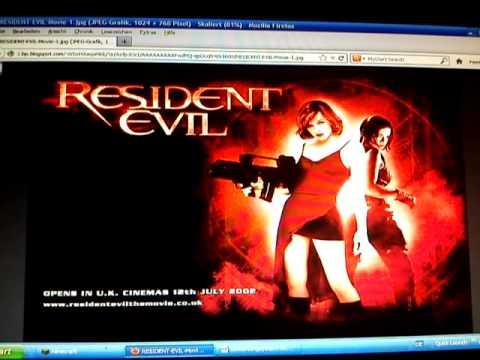resident evil besetzung