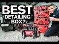 BEST DETAILING TOOL BOX?