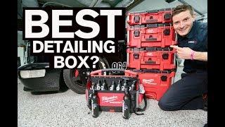 BEST DETAILING TOOL BOX?