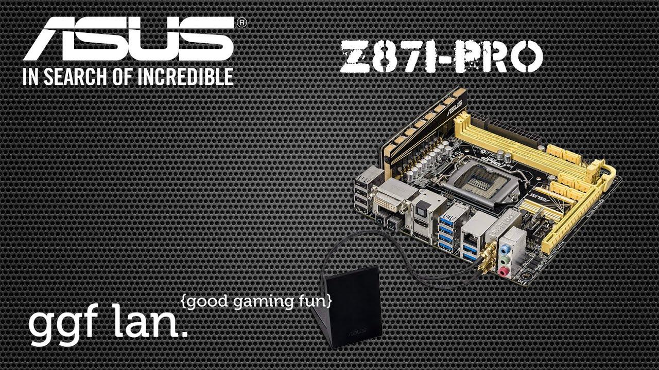 ASUS Z87I-PRO LAN DRIVER WINDOWS XP