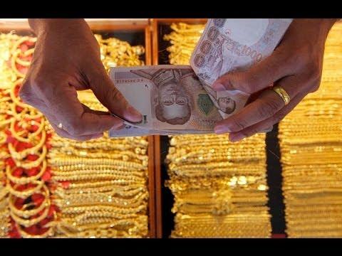 Gold trade thailand