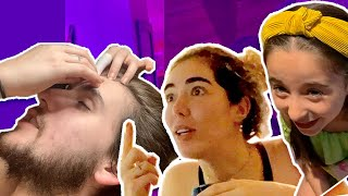 ¡LO QUE NO VISTE! (BLOOPERS) #4