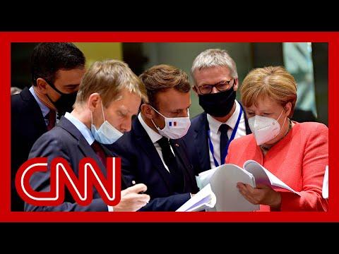 EU leaders strike 'historic' $2 trillion deal to rebuild Europe's economy