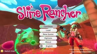 Slime Rancher: Gilded Ginger Spawn + Gold Gordo
