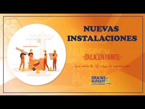Nuevas Instalaciones | Brains Nursery Schools | Madrid