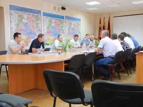 рабочее совещание Совета депутатов Цильнинского района от 01.06.2019