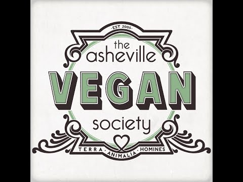 Ann Green President of Asheville Vegan Society