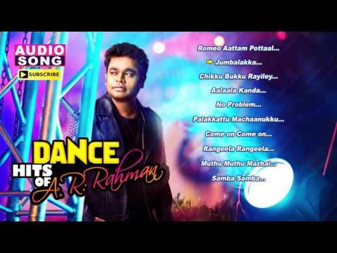 AR Rahman Tamil Hits | Audio Jukebox | AR Rahman Dance Hits | Tamil Movie Songs | Music Master