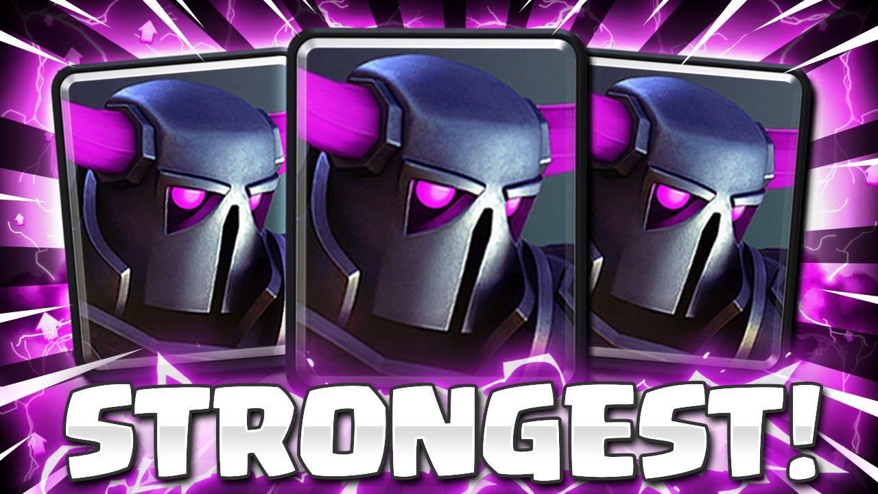 The STRONGEST New Pekka Deck in Clash Royale Now!! IT'S TOO EASY!! Best Pekka Deck 2021