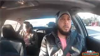 The Best Dominican uber prank