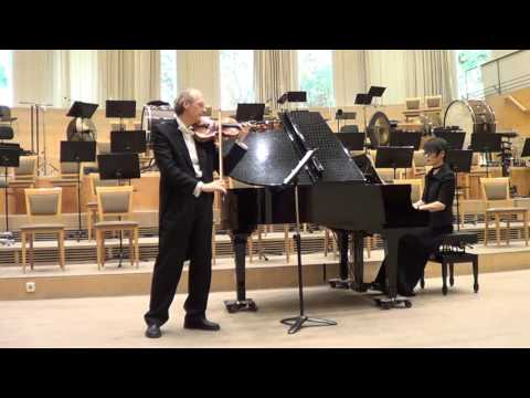 Right here waiting for you (R. Marx) - Violín y piano