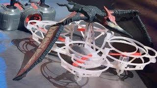 Jurassic World Pterano-Drone at Mattel Toy Fair 2018